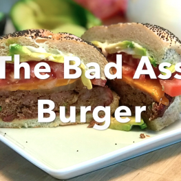 The Bad Ass Burger