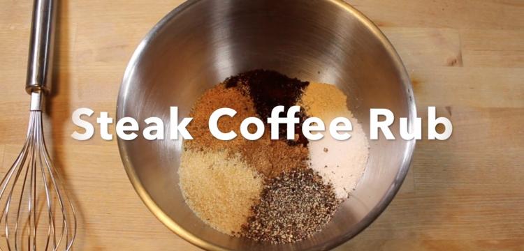 Steak Coffee Rub