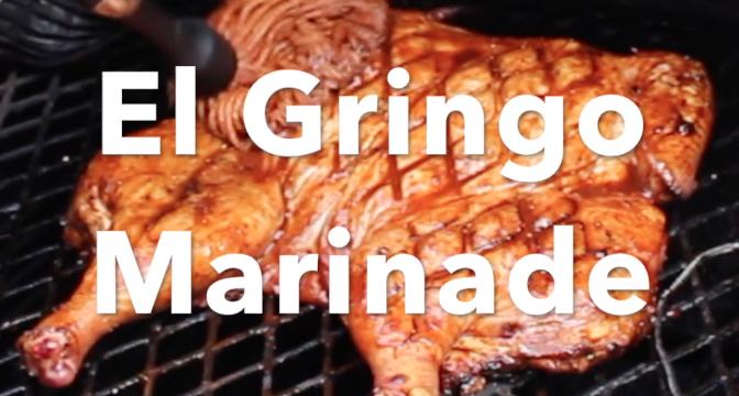 El Gringo Marinade